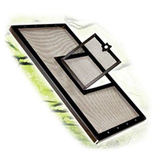 Reptile Screen with Door 30x12 inches Best Price