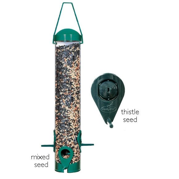 The Any Seed Tube Feeder 2 Lbs.