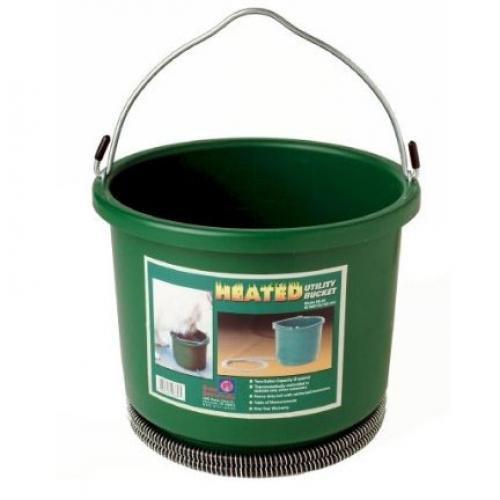 Heated Utility Bucket 2 gallons / 60 Watt Best Price