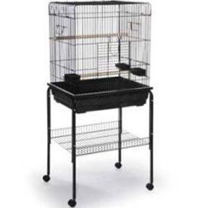 Square Roof Parrot Cage (Case of 2) Best Price