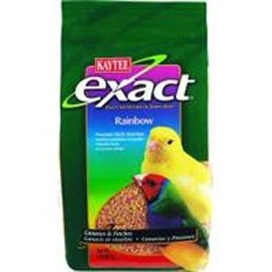 Canary and Finch Exact Rainbow 2 lbs Best Price