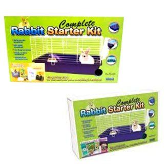 Rabbit Starter Kit / Food Brand (Sun Seed) Best Price