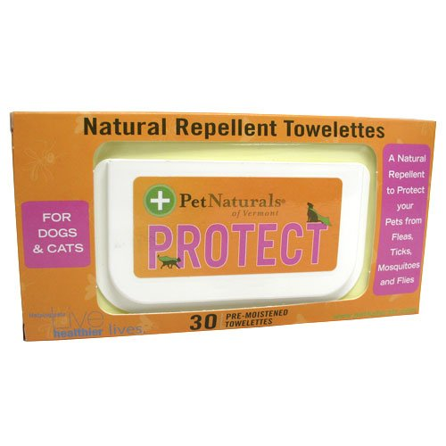Protect Flea and Tick Repel Wipe - 30 Pack Best Price