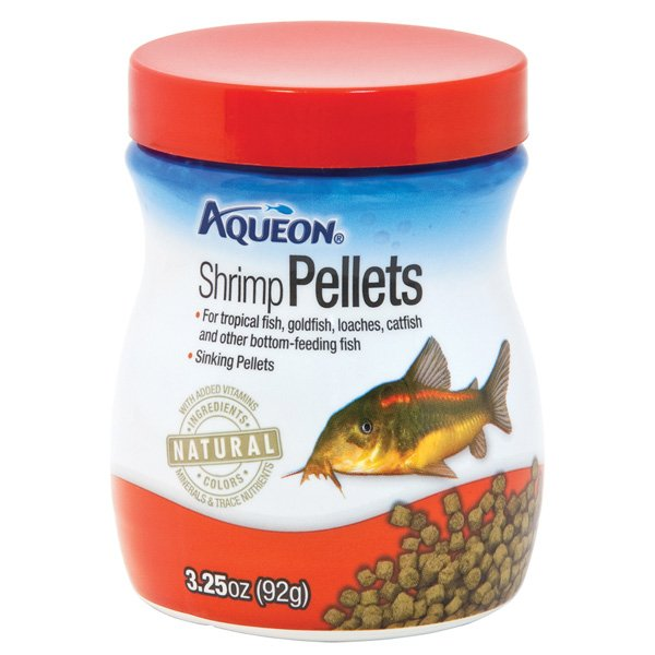 Aqueon Shrimp Pellets 3.25 oz. Best Price