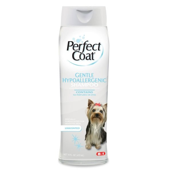 Perfect Coat Hypoallergenic Shampoo 16 Oz.