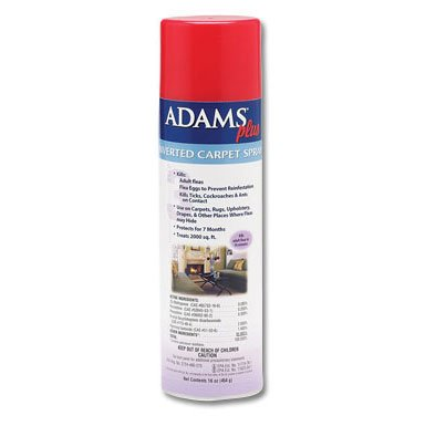 Adams Plus Inverted Carpet Spray 16 oz. Best Price