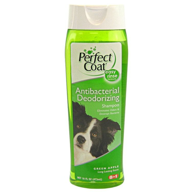 Perfect Coat Deordorizing Dog Shampoo 16 Oz