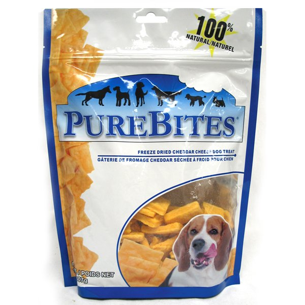Purebites Cheddar Cheese Dog Treats - 10.8 oz. Best Price