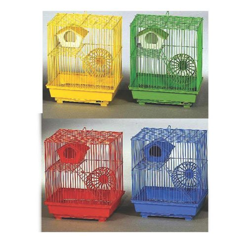 2 Story Gerbil/Hamster Cage 14 x 11 x 16 in. (Case of 4) Best Price