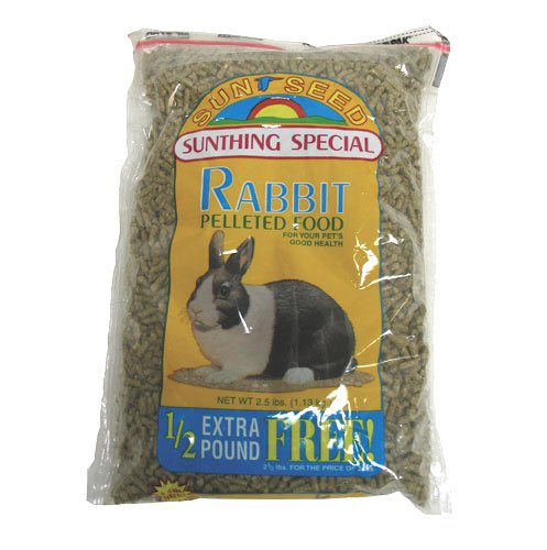 Rabbit Pellet Food - 2.5 lbs Best Price