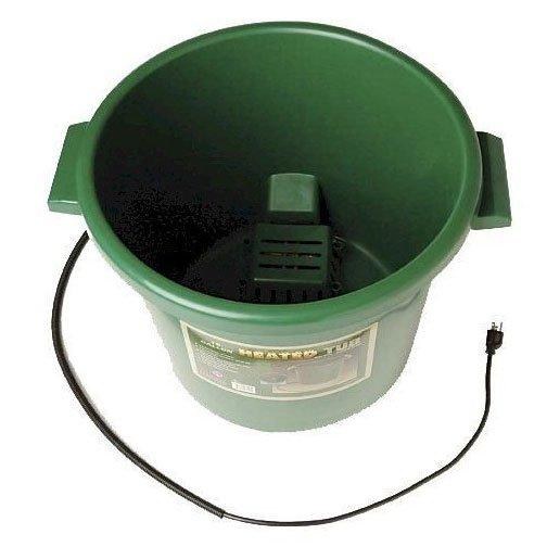 Heated Stock Bucket 200 Watts / 16 gal Best Price