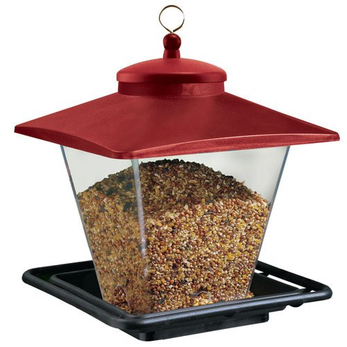 Red Roof Cafe BirdFeeder Best Price