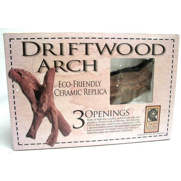 Driftwood Arch Aquarium Decor - Large Best Price