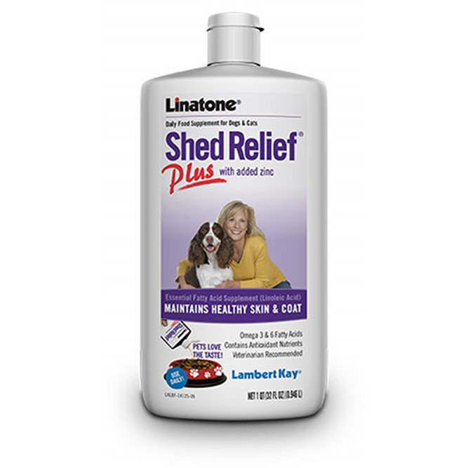 Linatone Shed Relief Plus / Size 32 Oz.