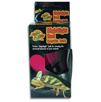 Nightlight Red Reptile Bulb - 40 Watts Best Price