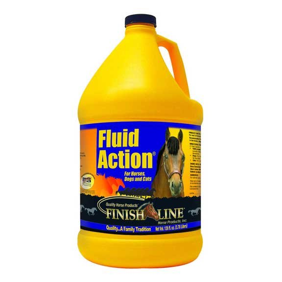 Finish Line Fluid Action Fluid / Size (128 oz.) Best Price
