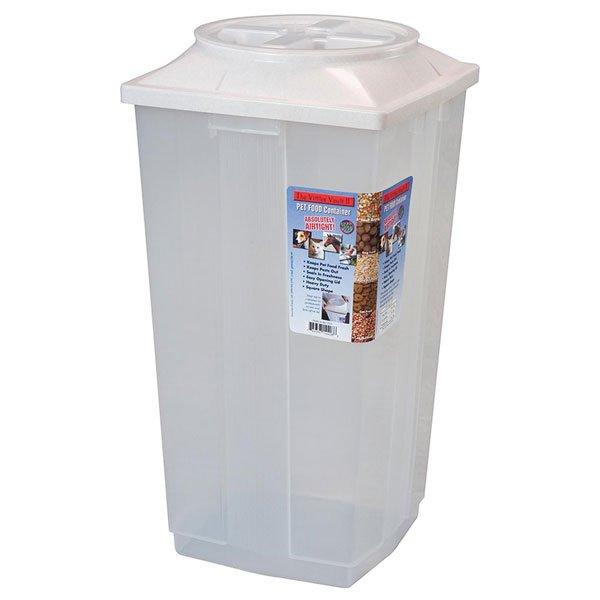 Vittles Vault Ii Feed / Seed Storage / Lid Color White / 40 Lbs