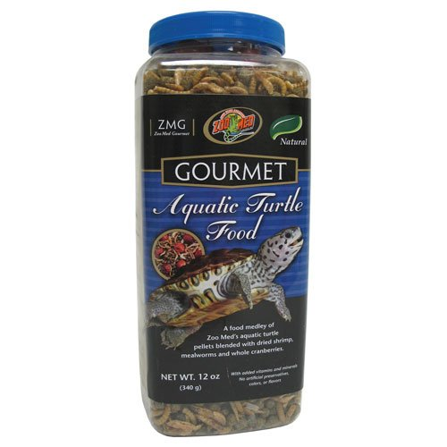 Gourmet Aquatic Turtle Food - 12 oz. Best Price