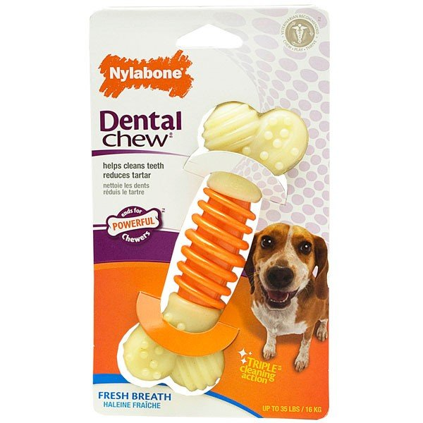 Dental Chew Canine Dental Device / Size Medium