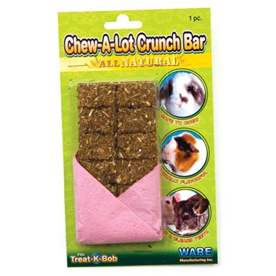 Chew-A-Lot Crunch Bar for Small Animal Pets Best Price