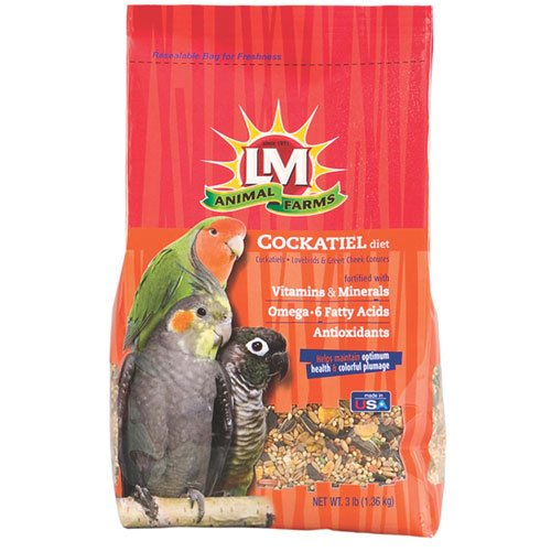 Cockatiel Diet - 3 lbs Best Price