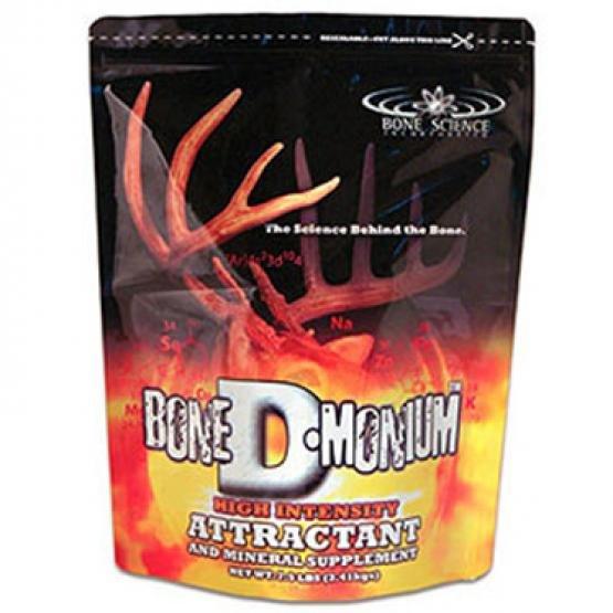 Bone D-monium Deer Attractant - 7 bs Best Price