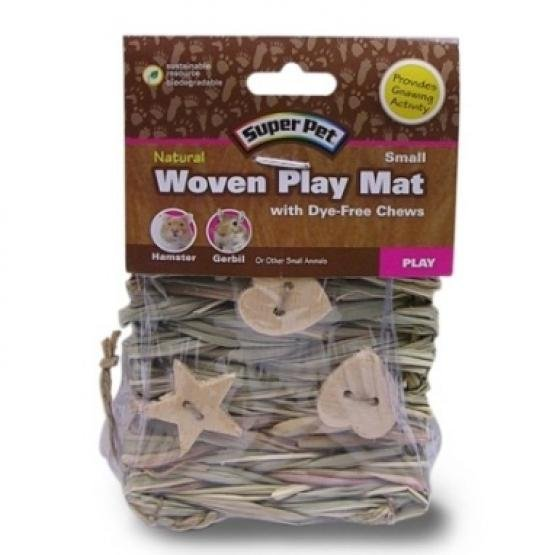 Super Pet Natural Play Mat  / Size (Small) Best Price