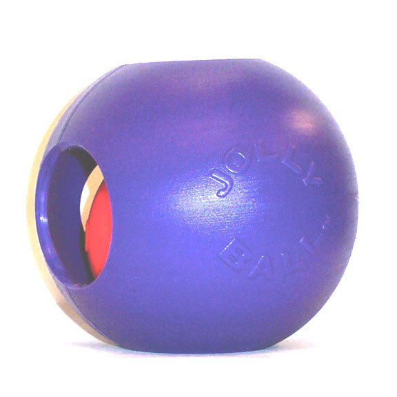 Teaser Ball Dog Toy / Size (Purple/4.5 in.) Best Price