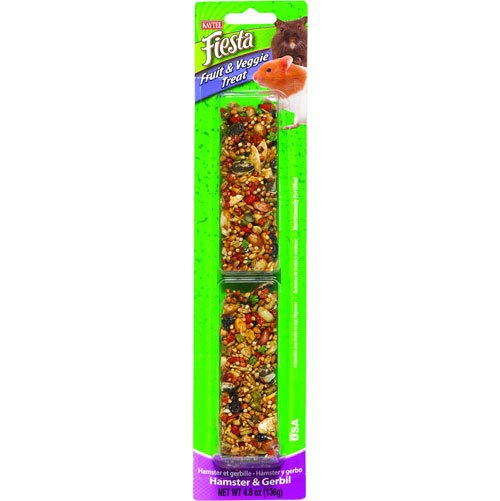 Fiesta Hamster and Gerbil Fruit / Veggie Stick - 4.8 oz. Best Price
