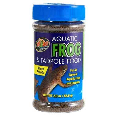 Aquatic Frog and Tadpole Food 2 oz Best Price