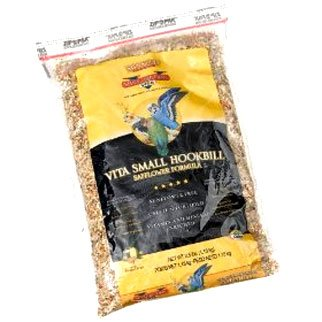 Vita Small Hookbill - 25 lbs Best Price