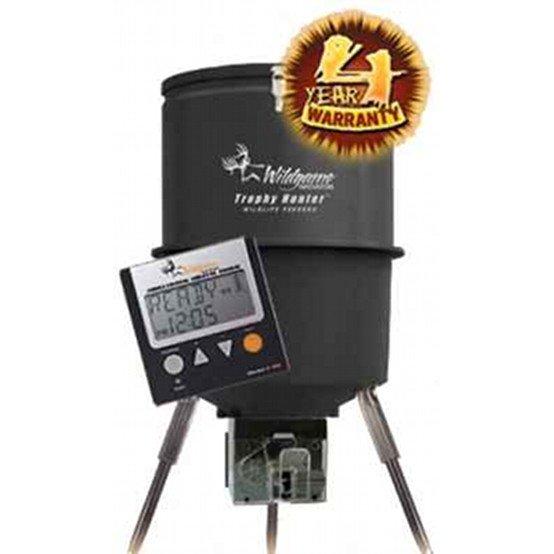 TH-DX1 Digital Directional Poly Barrel Feeder - 40 GALLON Best Price