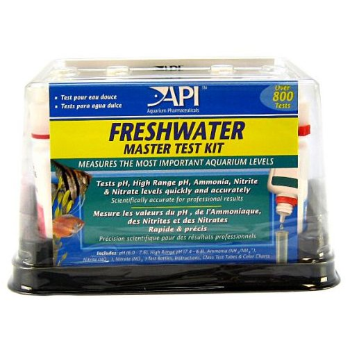 Freshwater Master Aquarium Test Kit