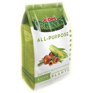 Jobes Organic Granular All-Purpose Fertilizer - 4 lb. Best Price