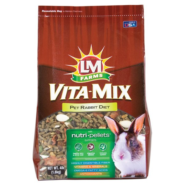 Lm Vita Mix Pet Rabbit 4 Lbs