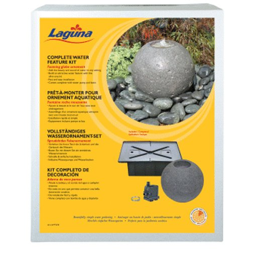 Foaming Globe Garden Fountain / Type (Kit) Best Price