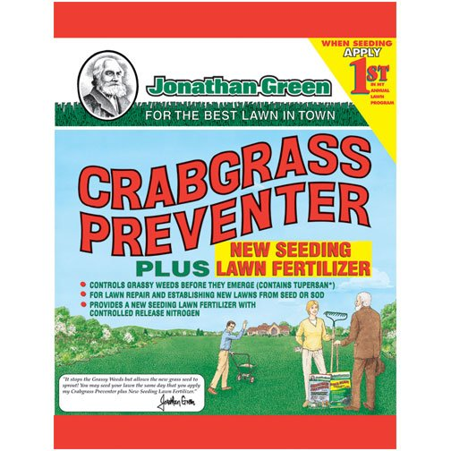 Crabgrass Preventer Plus New Seedling 10-15-10 - 5000 SQ ft. Best Price