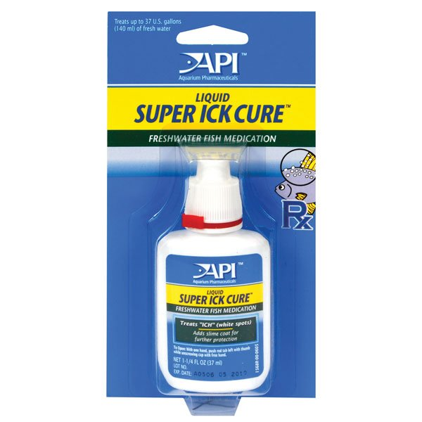 Super Ick Cure Liquid 1.25 Oz