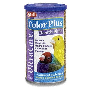 Canary Color Food 7 Oz.