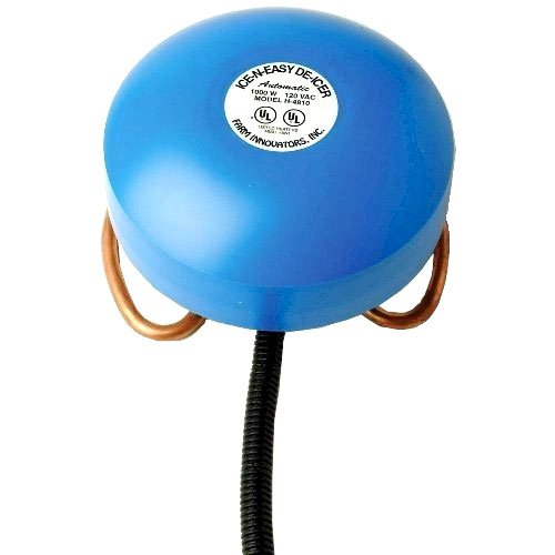 Floating De-Icer for Stock Tanks and Metal Containers - 1500 Watt Best Price