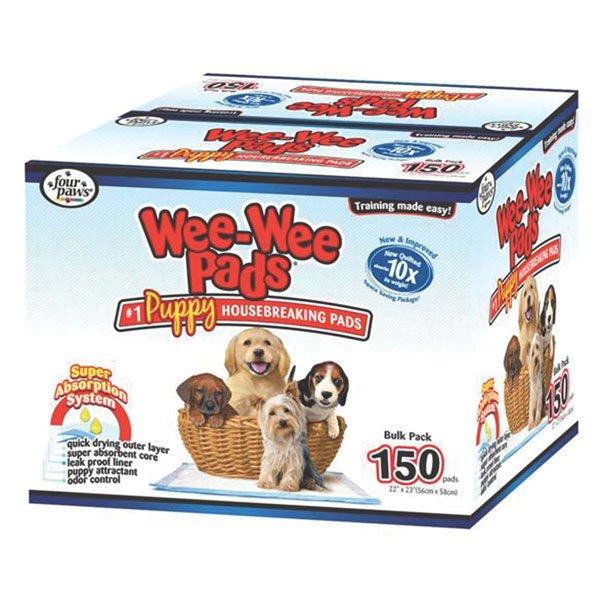 Wee Wee Pads Puppy Housebreaking Pads / Size Orig./150 Pk