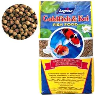 Goldfish And Koi Food Large 2.2 Lbs