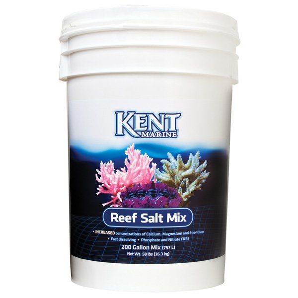 Kent Salt Bucket for Aquariums - 200 gal. Best Price
