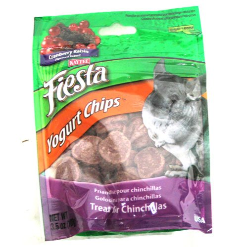 Fiesta Yogurt Chips Chinchilla 3.5 oz. Best Price