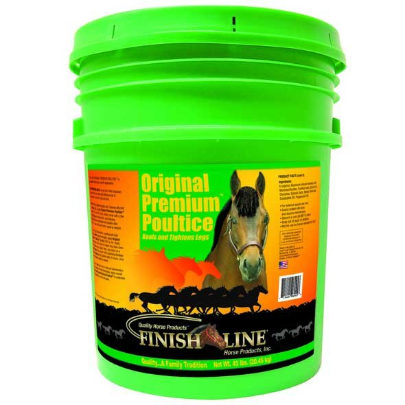 Finish Line Original Premium Clay Poultice / Size (45 lbs.)