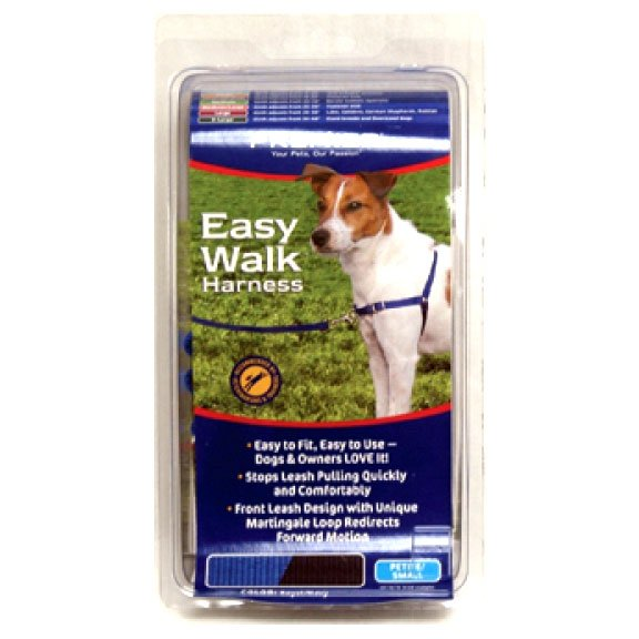 Easy Walk Dog Harness / Size (Petite / Small - Blue) Best Price