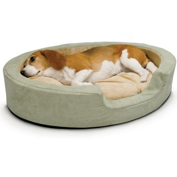 Thermo Snuggly Pet Sleeper / Size Medium Sage