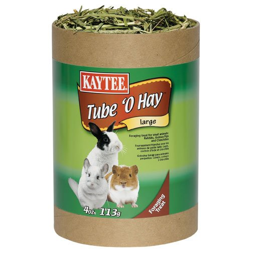Tube O Hay For Rabbits / Sm. Pets 4 Oz.