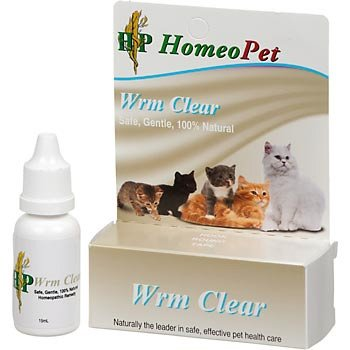 Homeopet WRM Clear Feline Remedy - 15 ml. Best Price