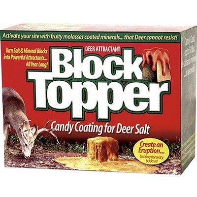 Block Topper Deer Attractant 4 lbs Best Price